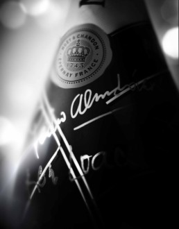 Moet-champagne